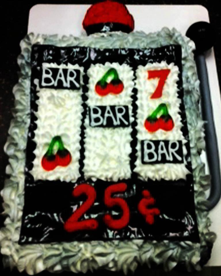 Cake decorating ideas slot machine