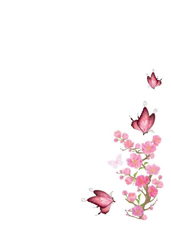 Convite Jardim Pinterest Moldura Floral Flores E Papel De Carta