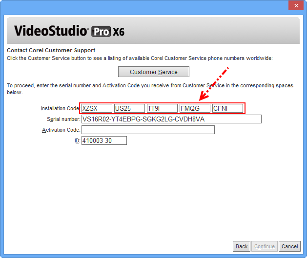 serial key corel videostudio pro x9