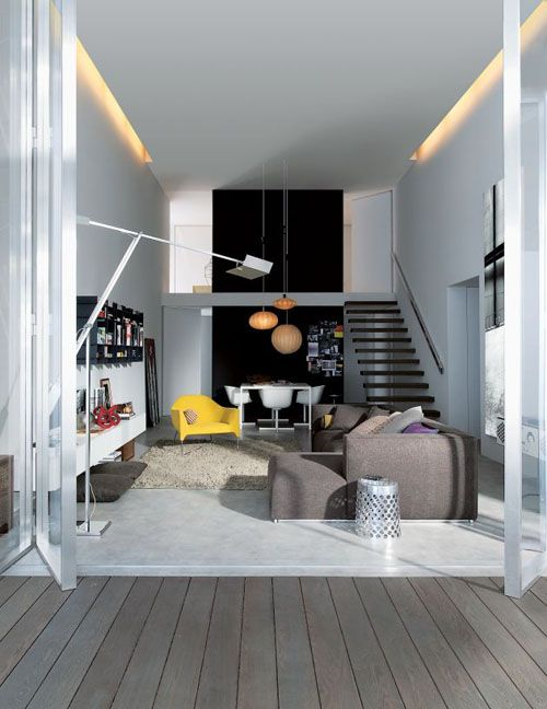 Italian Furniture Manufacturers Poliform Varenna Have Created An  Inspirational Residential Interior Project Called U201cMy Life