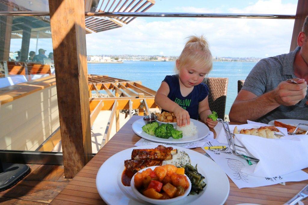 Dines Out Bali Hai Restaurant Shelter Island San Diego