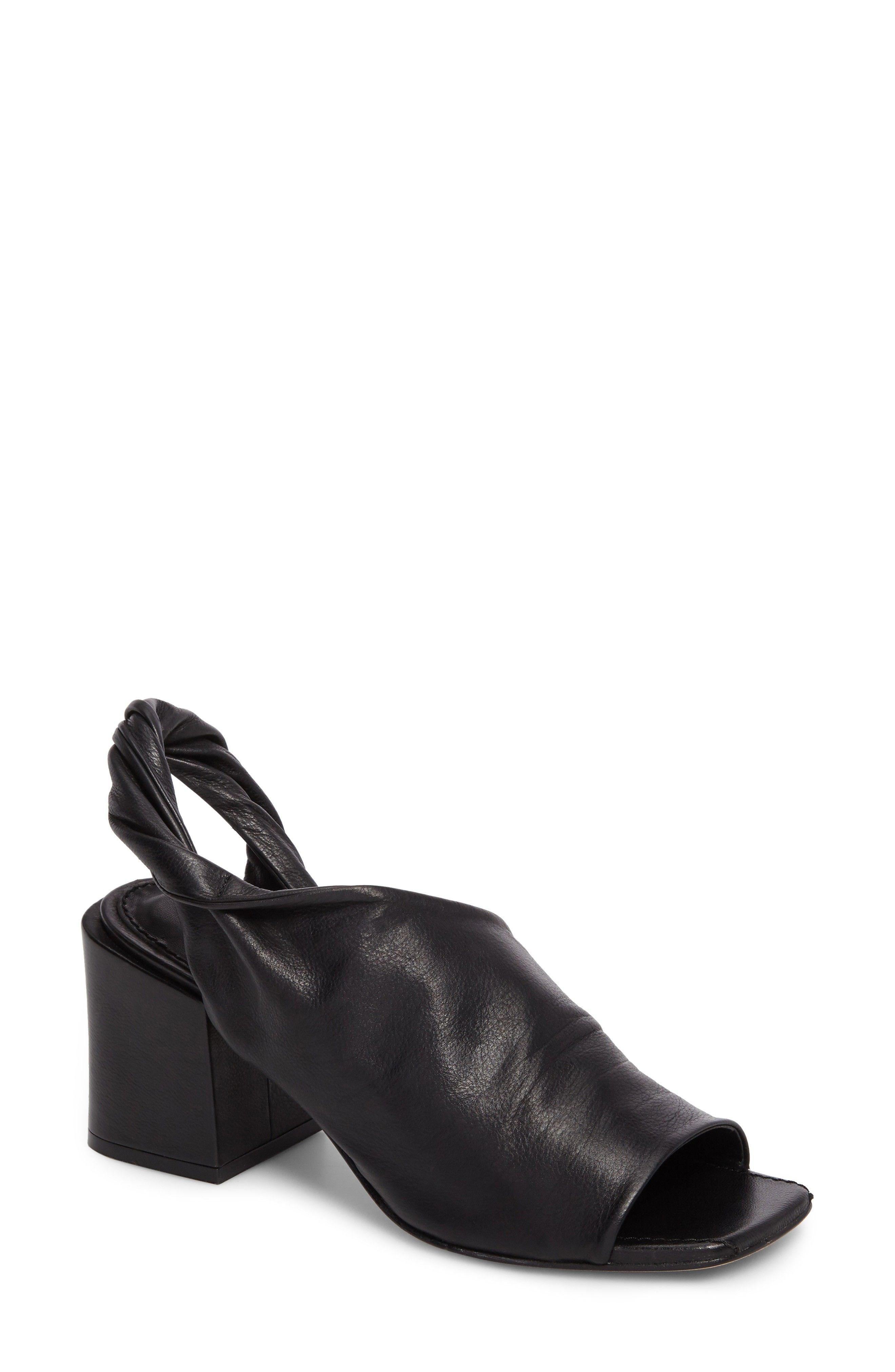 5f83183b69ca Buy SIGERSON MORRISON Lenny Block Heel Sandal for shopping. New SIGERSON  MORRISON Shoes.