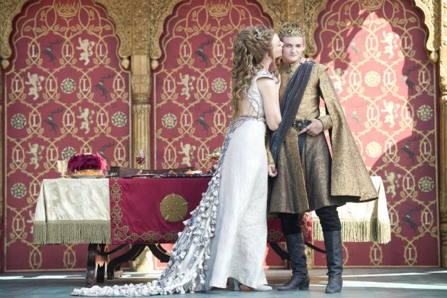 Game Of Thrones Wedding Margaery Tyrell Dress Joffrey Game Of