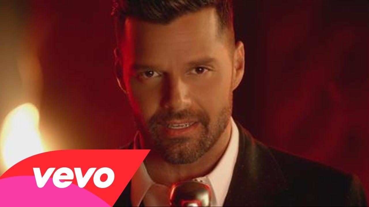 Ricky Martin Adiós English Version Official Video Ricky Martin Music Videos Youtube Videos Music