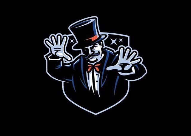 Magician Logo By Cjzilligen Logo Keren Gambar Seni