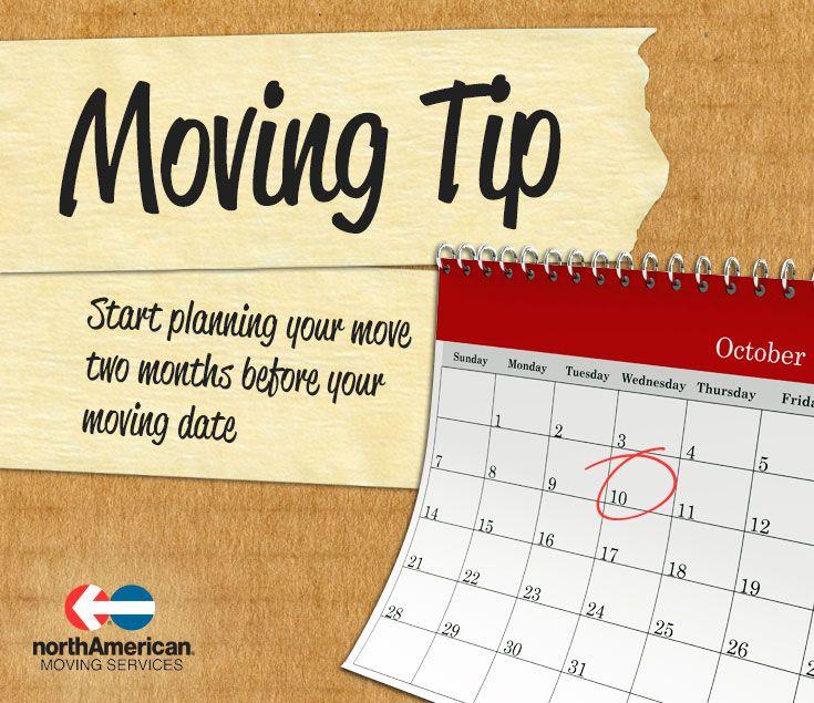 House · Moving Tip: Start Planning ...