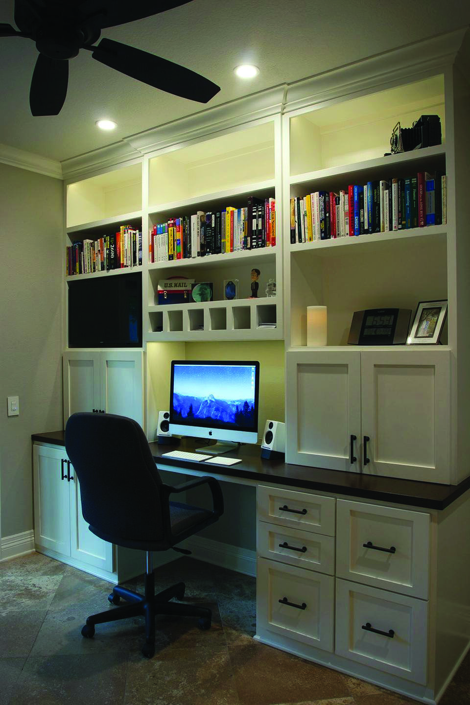 Most Popular Led Office Lighting Home Depot One And Only Shopyhomes Com Small Home Offices Home Office Design Home Office Layouts