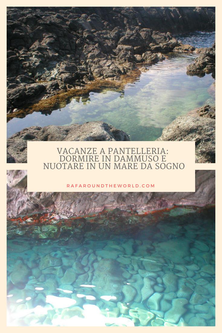 pantelleria #vacanzealmare #sicilia Come organizzare una ...