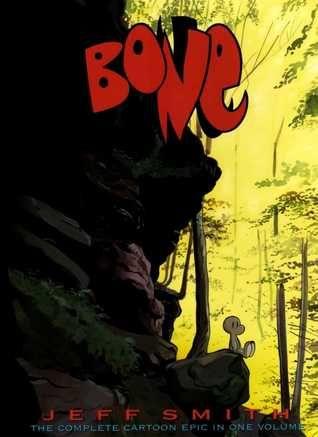 Bone comic book series online