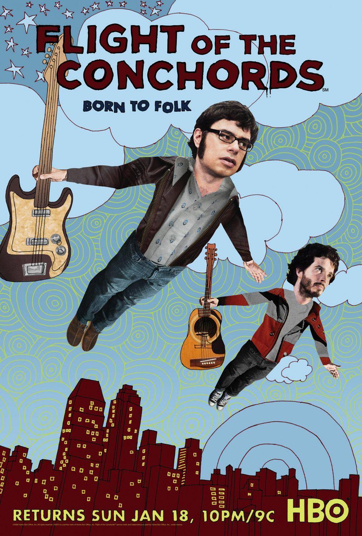 Flightoftheconchords Flight Of The Conchords Comedy Tv Flight