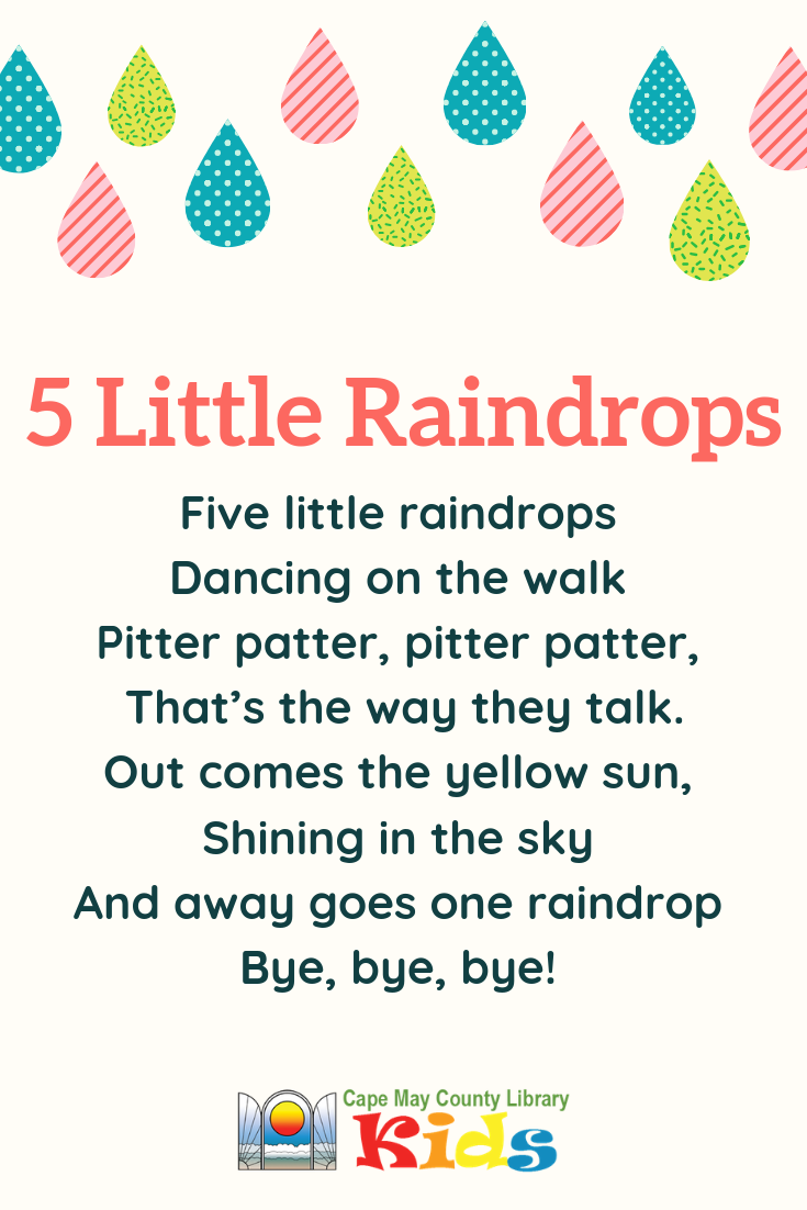 The Best Books and Songs about Rain for Kids — Learning withOutdoors