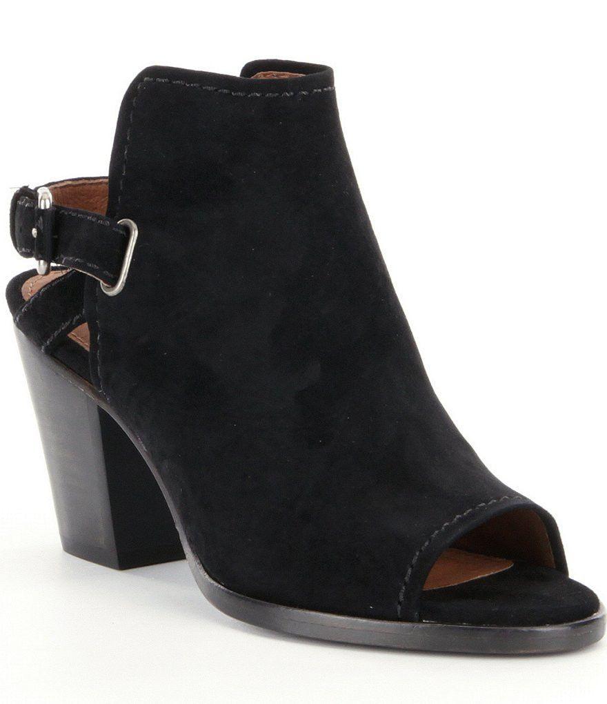 91a0a021b0f Frye - Dani Shield Sling Block Heel Sandal