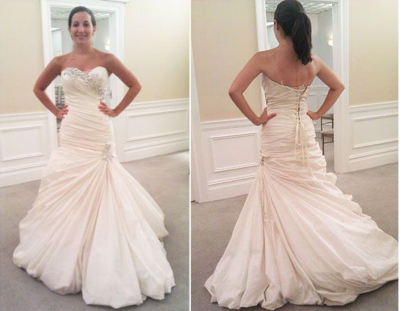 Nice My Say Yes to the Dress Experience Part