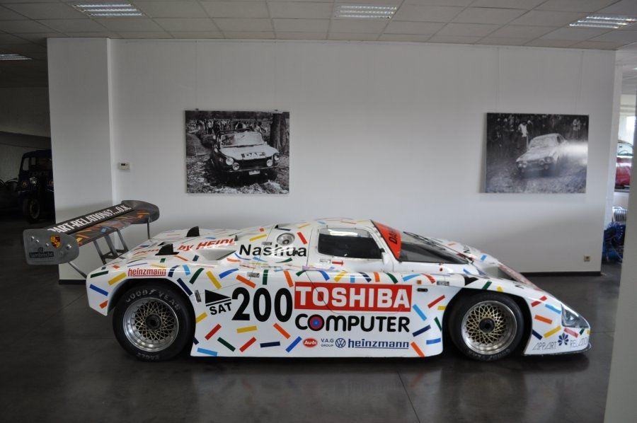 RaceCarAds - Race Cars For Sale » Argo Porsche groupe C | Porsche ...