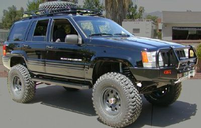 1994 Jeep Grand Cherokee 4 Dr Jeep Grand Cherokee Jeep Zj