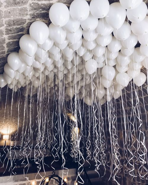 Que Sera Sera White Party Decorations Birthday Decorations