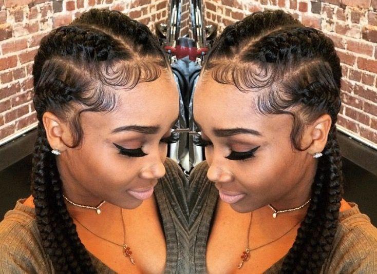 Cornrow Styles Black Women Natural Hairstyles Cornrow Styles