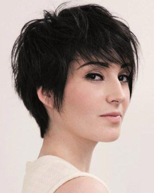 Short Pixie Haircuts For Thick Hair Fine Five Best Choices