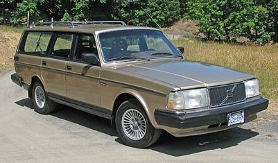 1986 Volvo 240 I Really Liked This Little Wagon Until It Had A