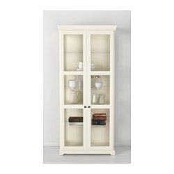 liatorp vitrine blanc s jour pinterest s jour. Black Bedroom Furniture Sets. Home Design Ideas