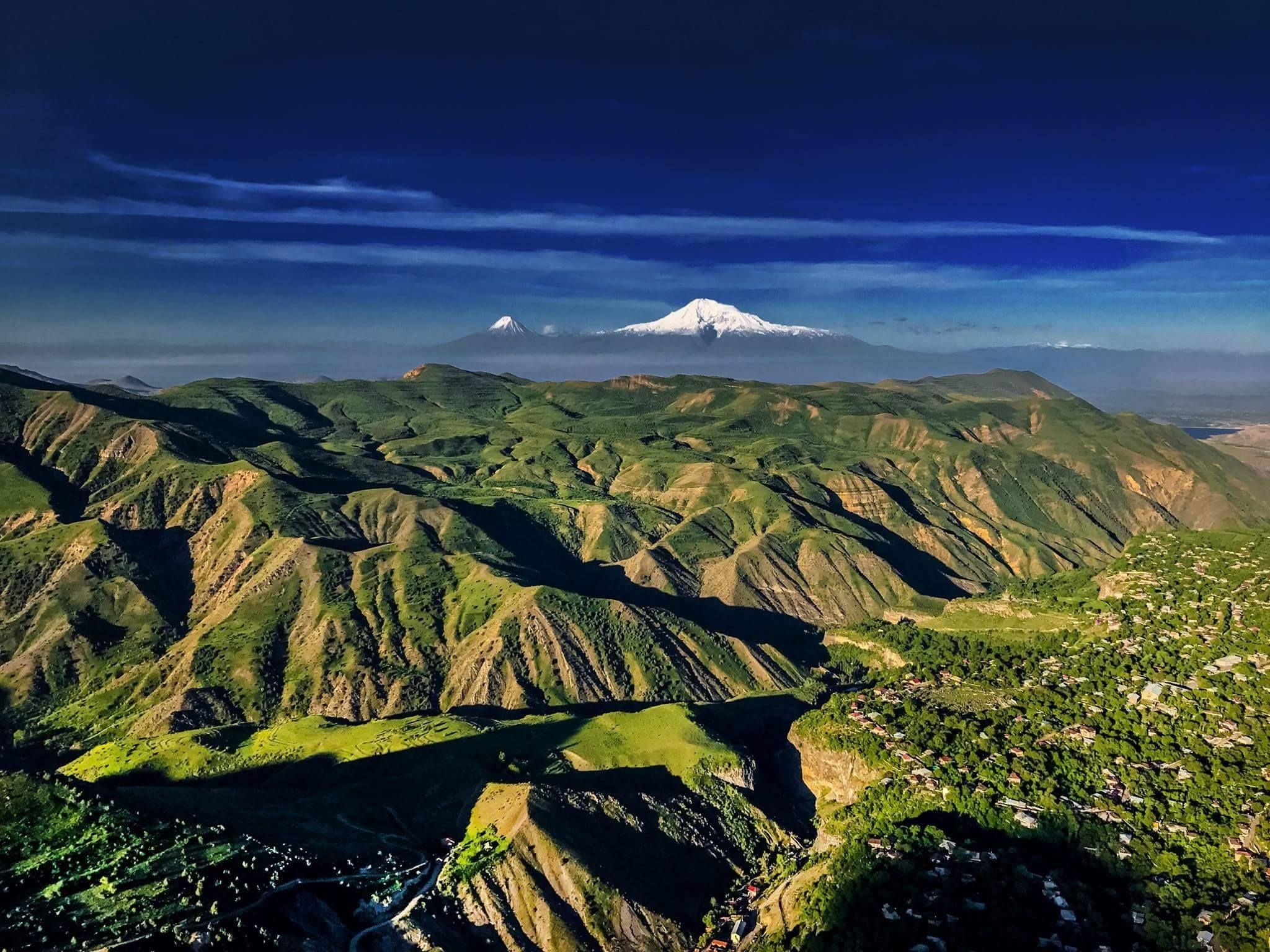 The Armenian highlands are a mountainous region in the north of the Near East. Ancient State in the Armenian Highlands