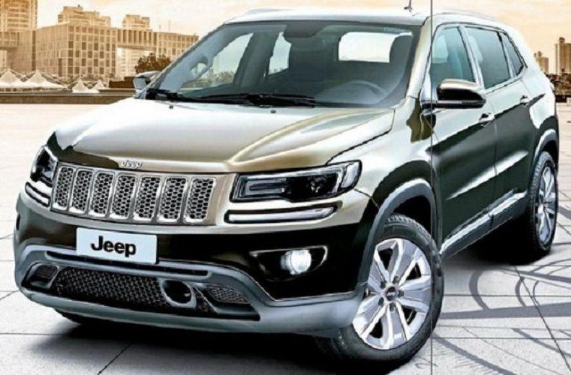 El Nuevo Jeep Compass Llegara Al Mercado Muy Pronto Jeep Jeep