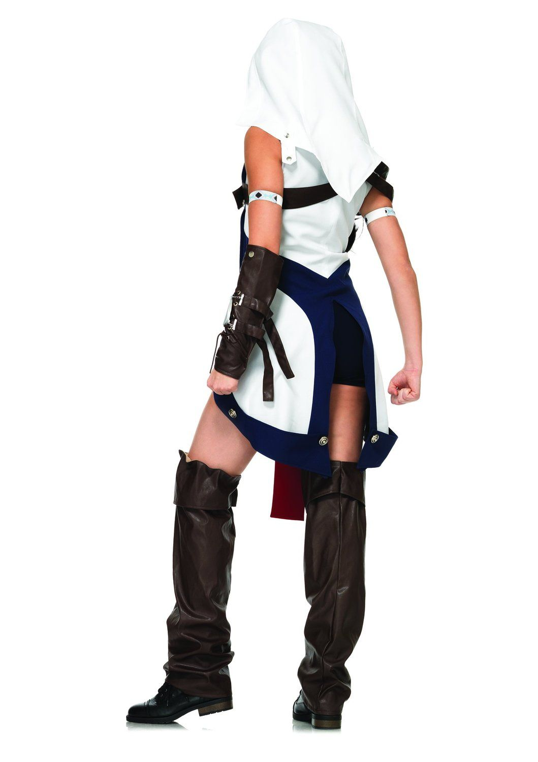 Leg Avenue Women's Assassin's Creed 6 Piece Connor Girl, White/Light Blue, Large - See more at: http://halloween.florenttb.com/costumes-accessories/leg-avenue-women39s-assassin39s-creed-6-piece-connor-girl-whitelight-blue-large-com/#sthash.CZNk6Yls.dpuf