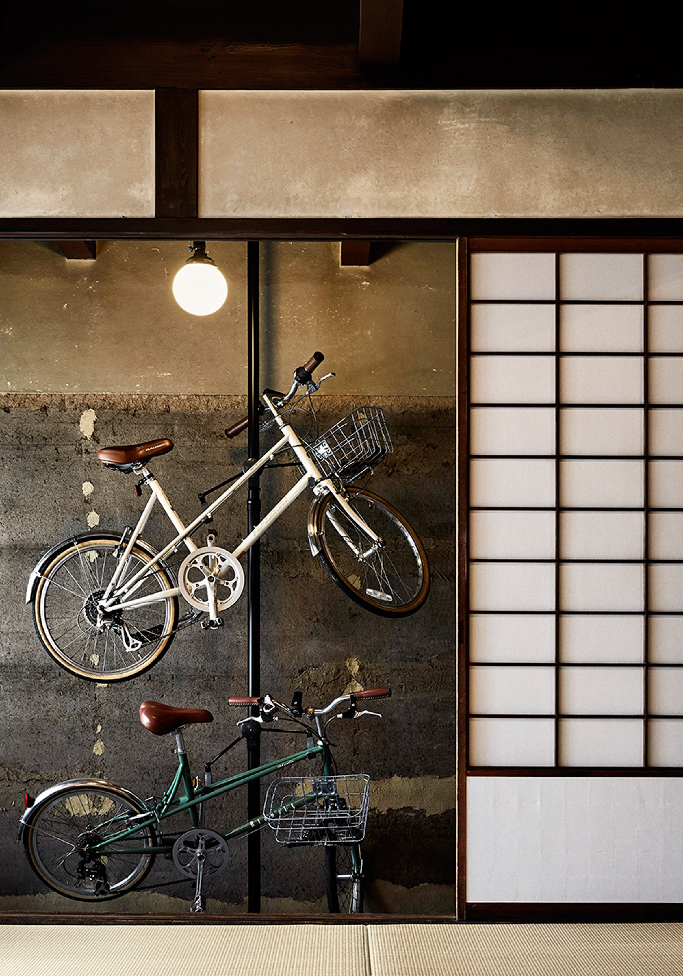 The Kyoto Moyashi House, Also Known As Moyashi Machiya, Is A Typical  Example Of Kyotou0027s Historic Machiya Houses U2013 Traditional Townhouses That  Usually ...