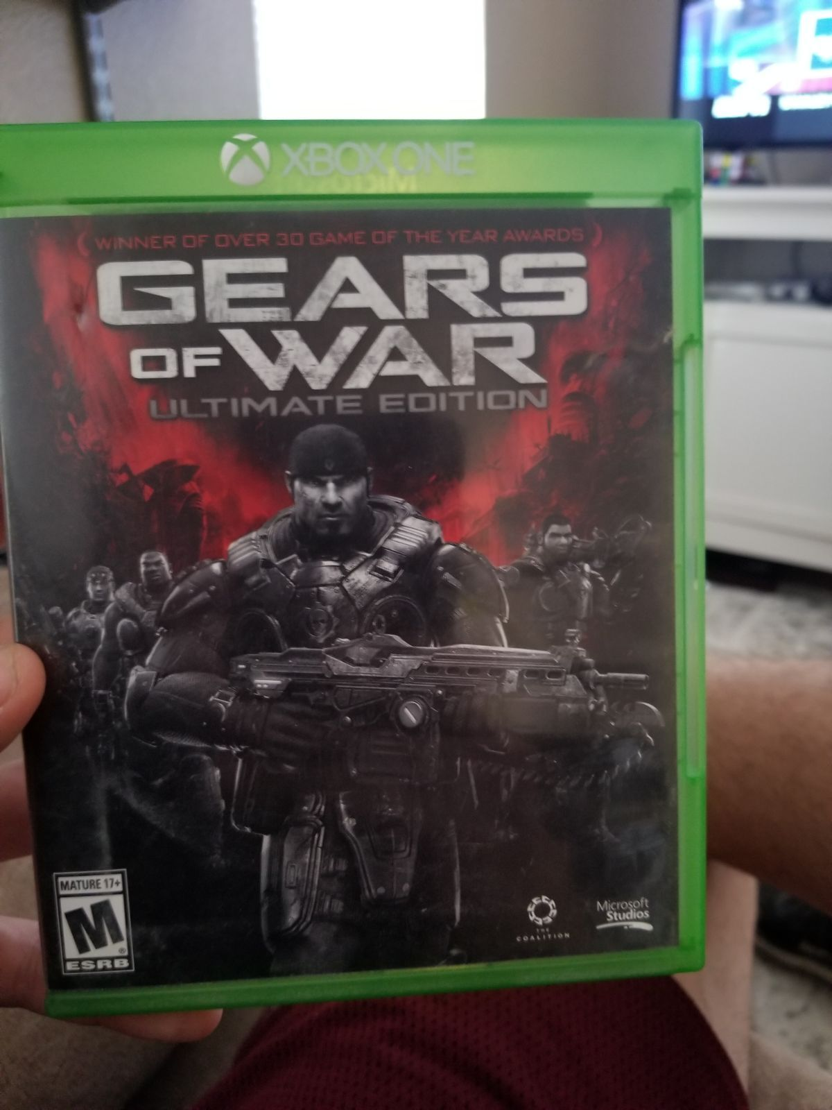 Pin On Xbox Gears of war ultimate edition xbox