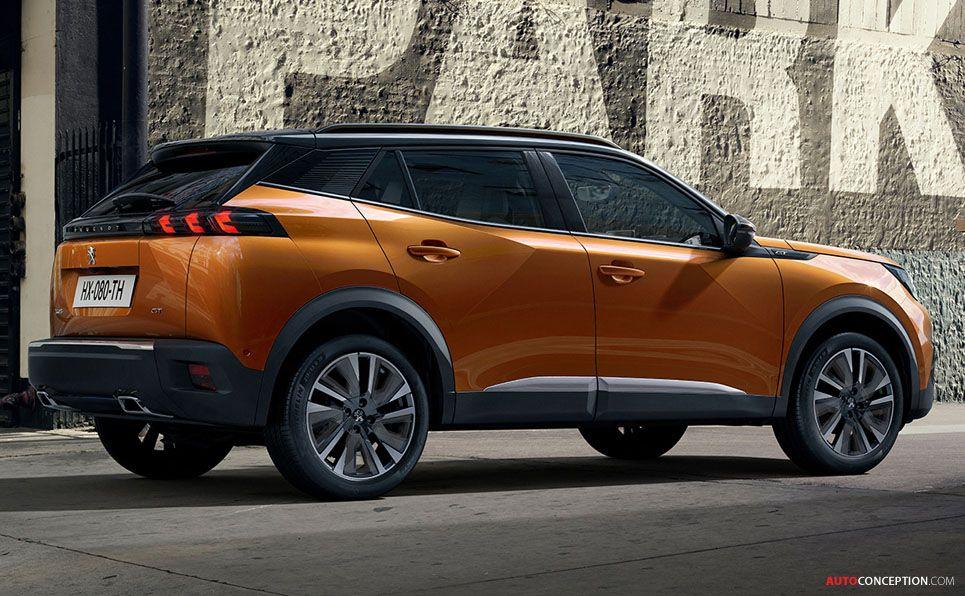 All New Peugeot 2008 Revealed Autoconception Com