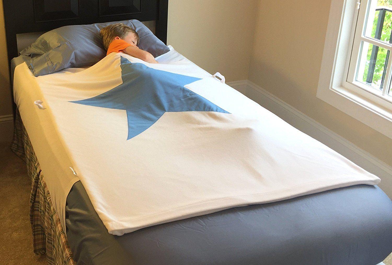 Patent Pending Bed Wetting Pad Waterproof Mattress