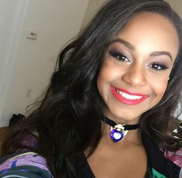 Can You Believe This Is Nia Frazier From Dance Moms Video With
