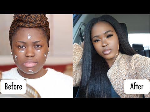 How To Look Like A Baddie Watch Me Transform Chit Chat Cool Hairstyles Hair Beauty Beauty Hacks