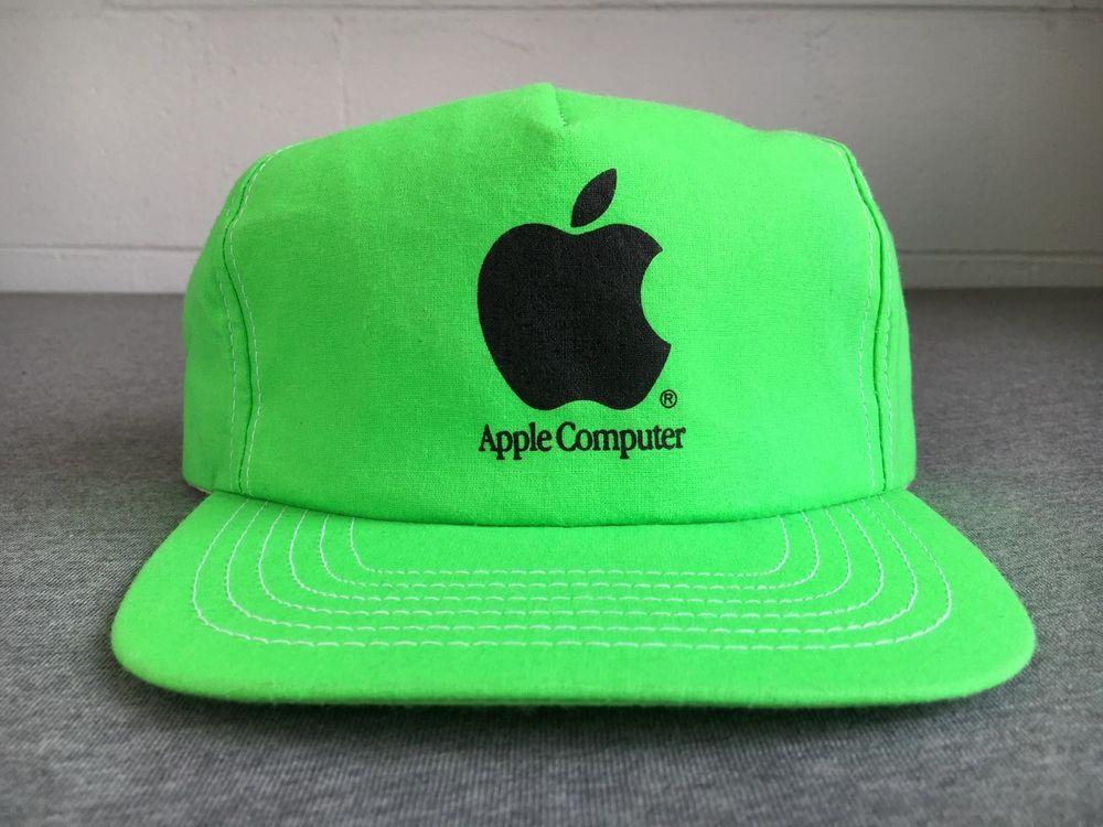 APPLE MAC HAT FLEXFIT Snapback SHIRT CAP IPOD STEVE JOBS IPHONE GEEK OS COMPUTER