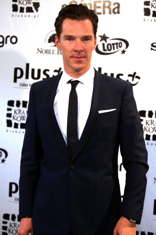 """Handsome devil. {OFF Plus Camera. Benedict Cumberbatch, czyli serialowy """"Sherlock"""" spotkał się z fanami [ZDJĘCIA]}"""
