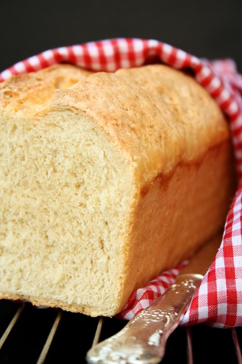 Photo of simple homemade bread