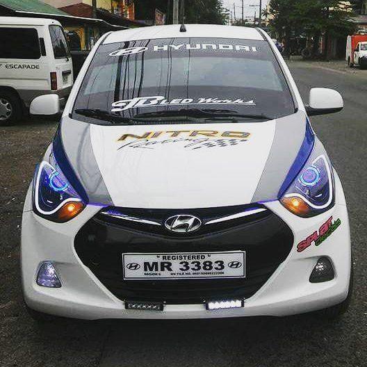 Resultado De Imagen Para Hyundai Eon Customized Eon Hyundai Cars