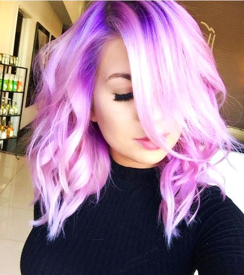 22 Visualy Stimulating Crazy Hair Color Ideas Ombre