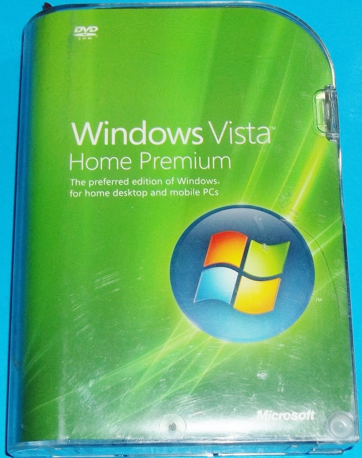 activation key for windows vista home premium