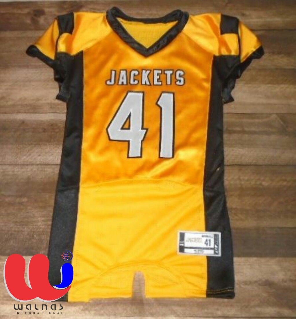 122c9f006f8 Custom Football Jerseys - Coolmax Mesh/Dazzle/Lycra mesh/Spandex - 330 GSM  - Sublimated/non-Sublimated - Takkle twill - DM or email at sales.walnas…