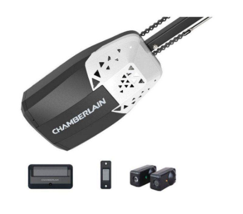 how to program chamberlain universal garage door opener