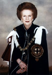Margaret Thatcher is the first woman to be Prime Minister of Great ...
