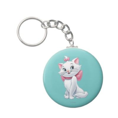 Marie Little Dreamer Key Chain by Disney