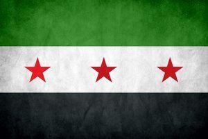 Syria Grunge Flag By Think0 On Deviantart Syria Flag Flag Syrian Flag