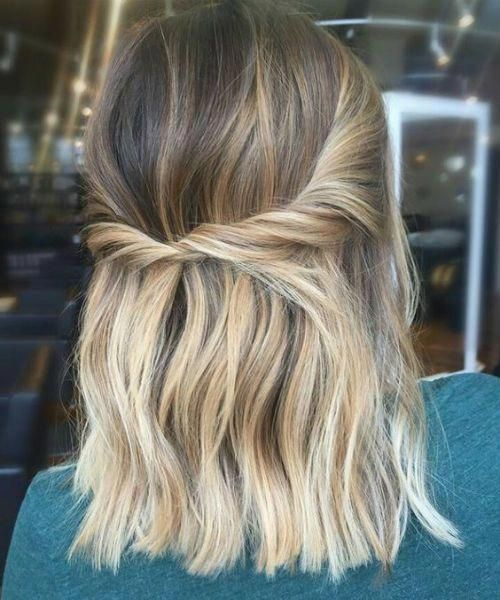 20 Cute and Stylish Medium Hairstyles for Prom We Adore | Trendy Hairstyles