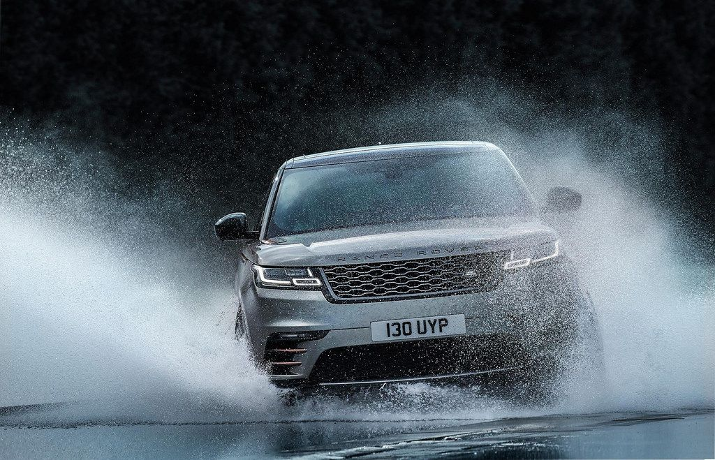 Range Rover Velar Landrover Range Rover Sport Echte Manner