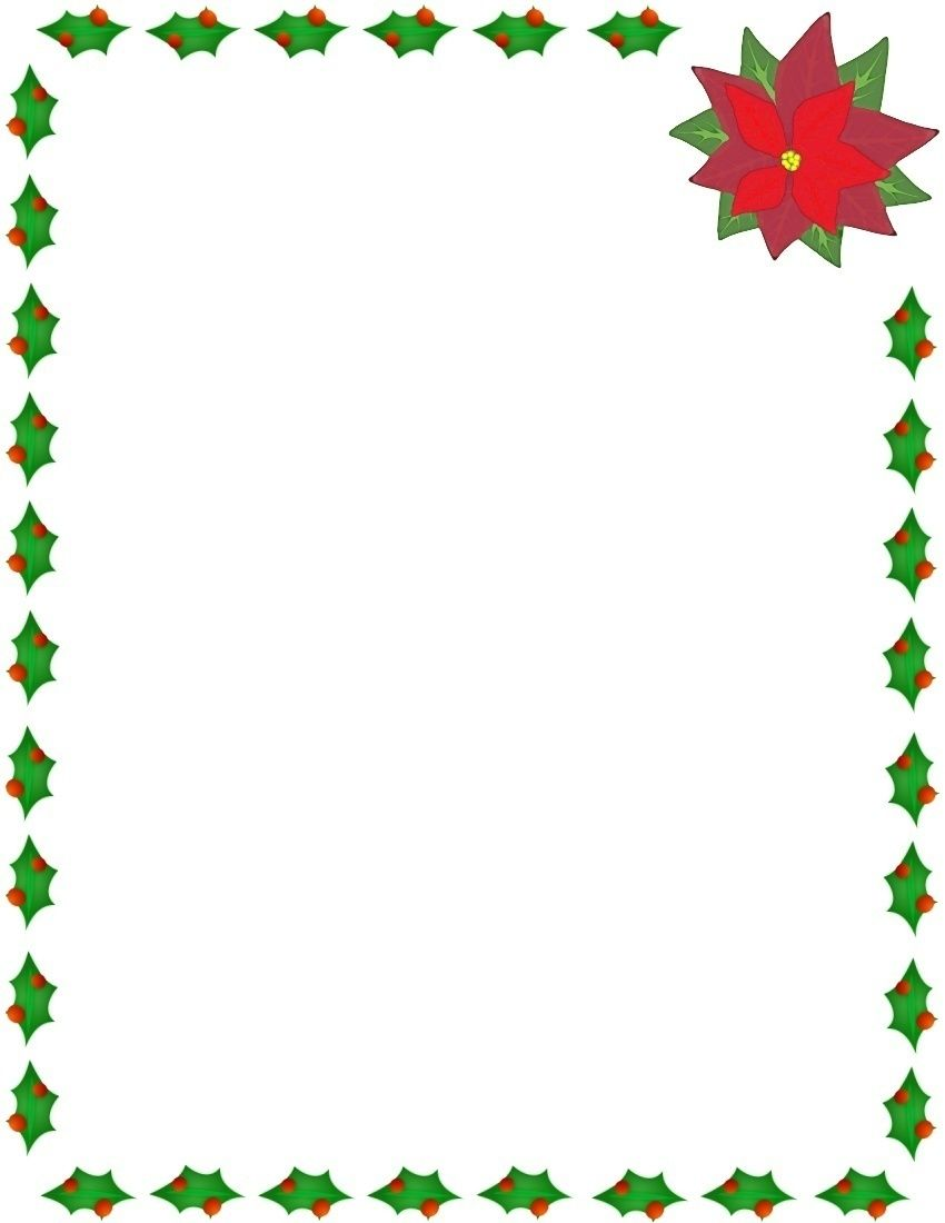 christmas border word - Boat.jeremyeaton.co
