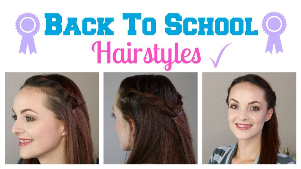 New video is up on my channel. Back To School Hairstyles https://youtu.be/wdORRwQ0Cdw #backtoschool #hairstyles #hairstyle #youtube