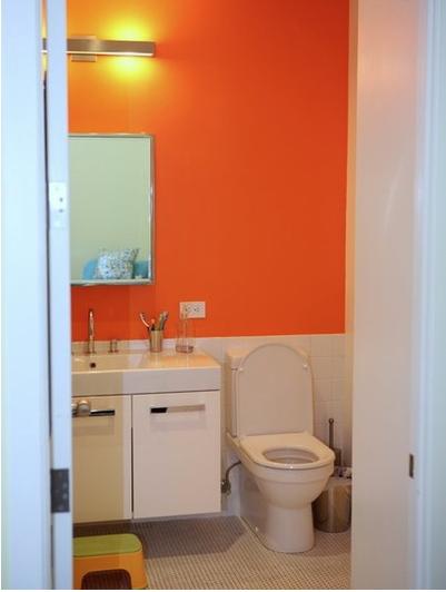 High Quality Dare To Add Colour To The Bathroom #bathroom #colour #dare #style # Amazing Ideas
