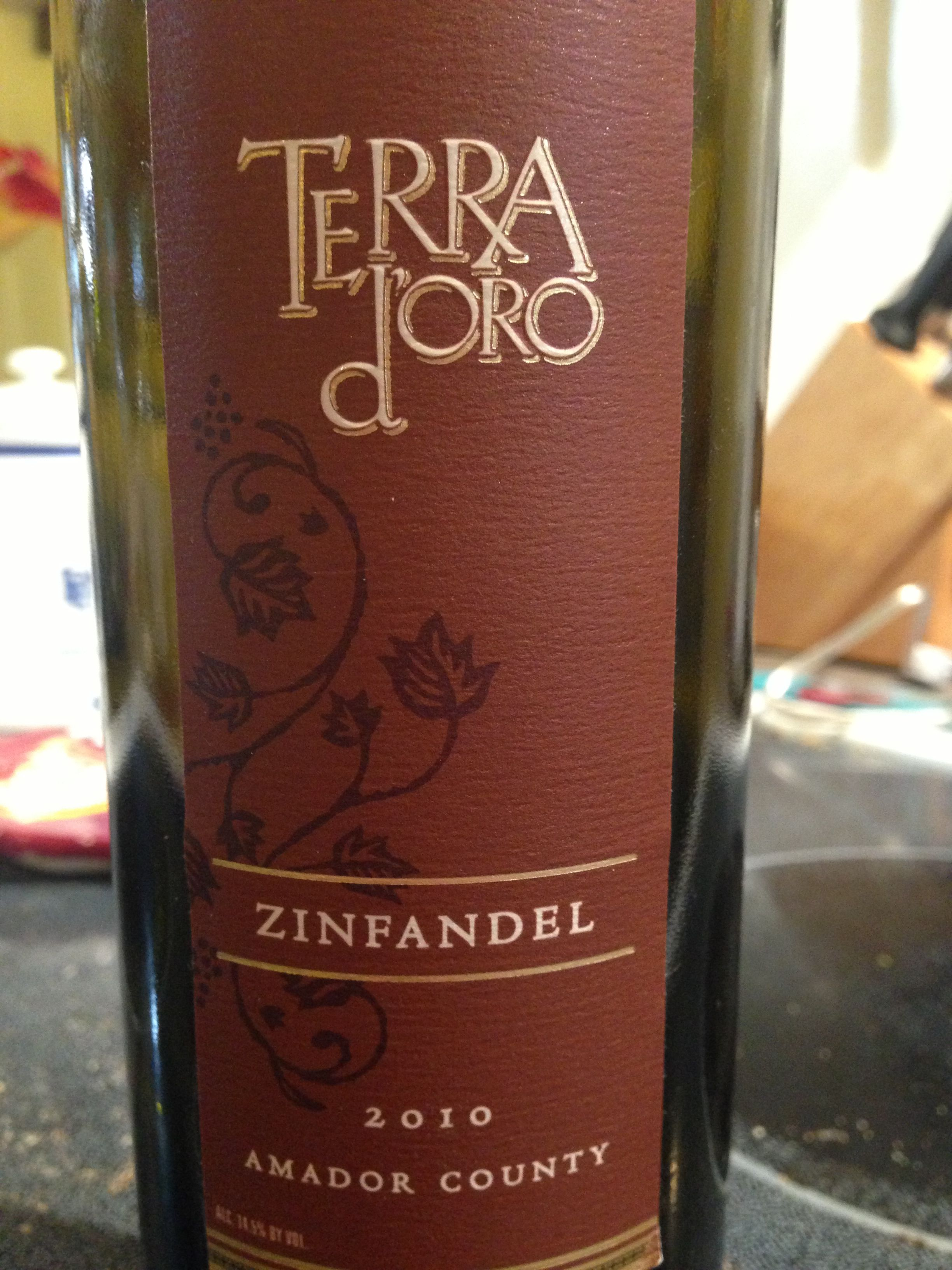Terre D Oro Zin Fruity Spicy And Relaxing Zin Is Such A Perfect Summer Red Fruity Zinfandel Wines